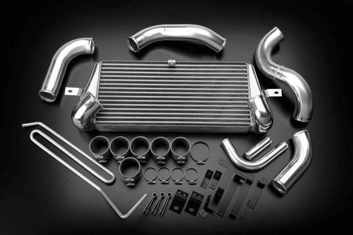 R32 スカイライン GT-R 冷却系 インタークーラー インタークーラー本体 トラスト インタークーラー