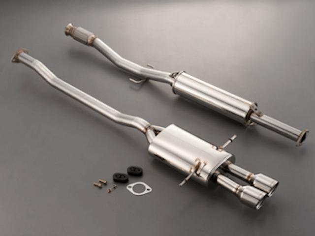 Mini R55/56/57 排気系 マフラー マフラー本体 GIOMIC エグゾースト・サイレンサー