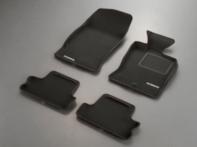 Mini R55/56/57 内装 フロアマット フロアマット(本体) GIOMIC 3D・フロア・マット