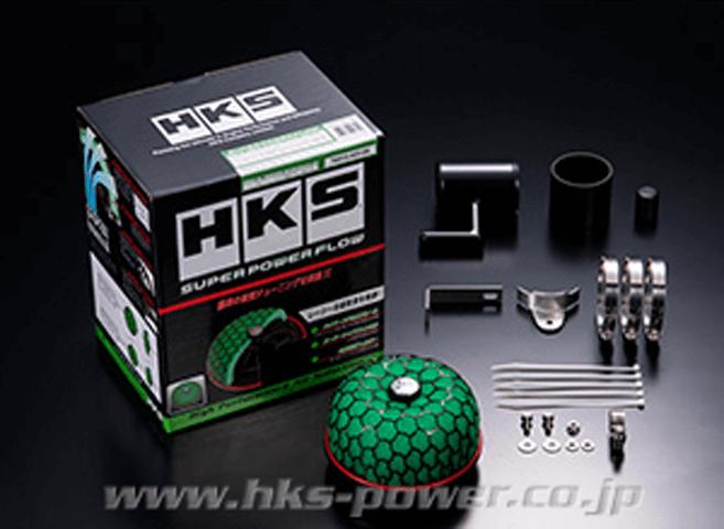 NSX 吸気系 エアクリーナー エアクリーナーキット HKS スーパーパワーフロー