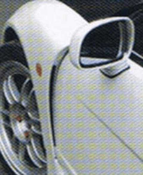 NSX 外装 エアロパーツ フェンダー ADVANCE フロントフェンダー