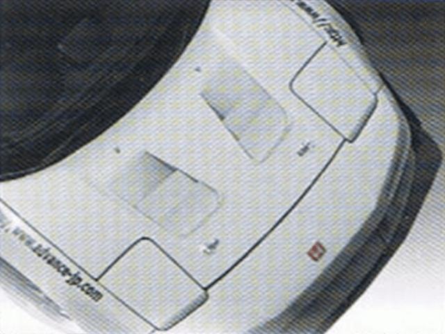 NSX 外装 エアロパーツ ボンネット ADVANCE FLATOUTGTボンネット