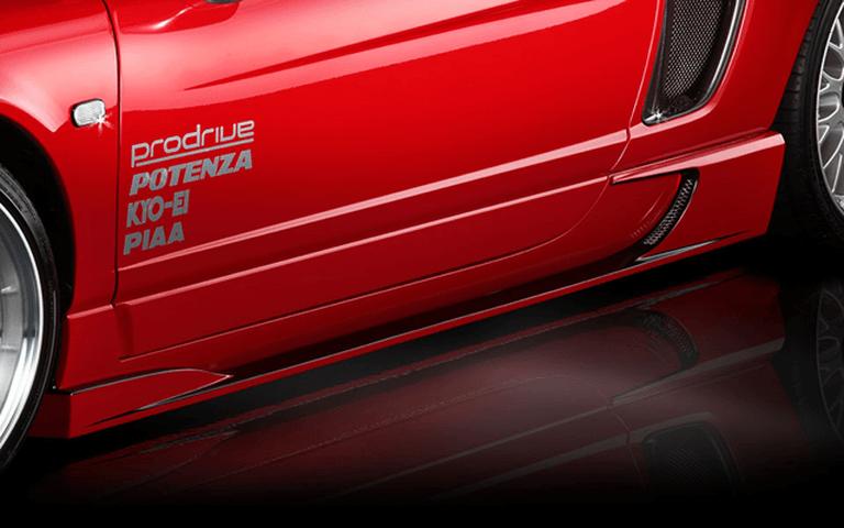 NSX 外装 エアロパーツ サイドステップ ROWEN(ロェン) サイドステップ