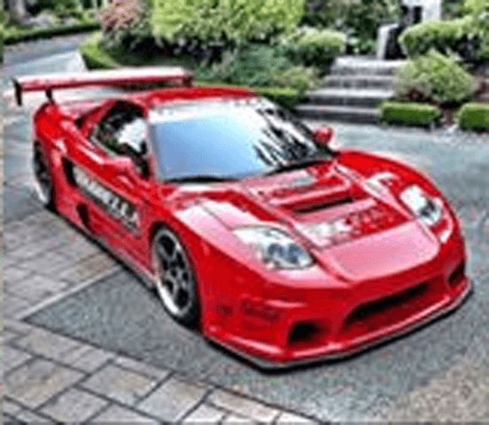 sorcery wide body kit standard nsx モタガレ