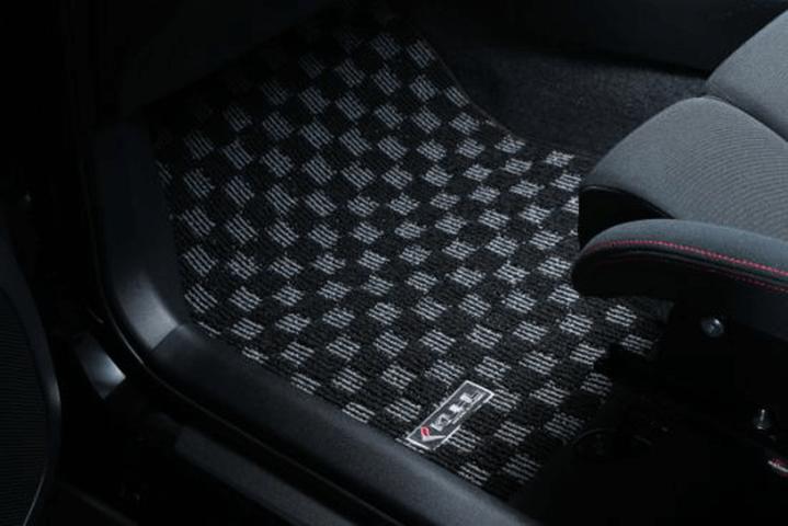 プリウスアルファ α 内装 フロアマット フロアマット(本体) Kuhl Racing(クールレーシング) フロアマット