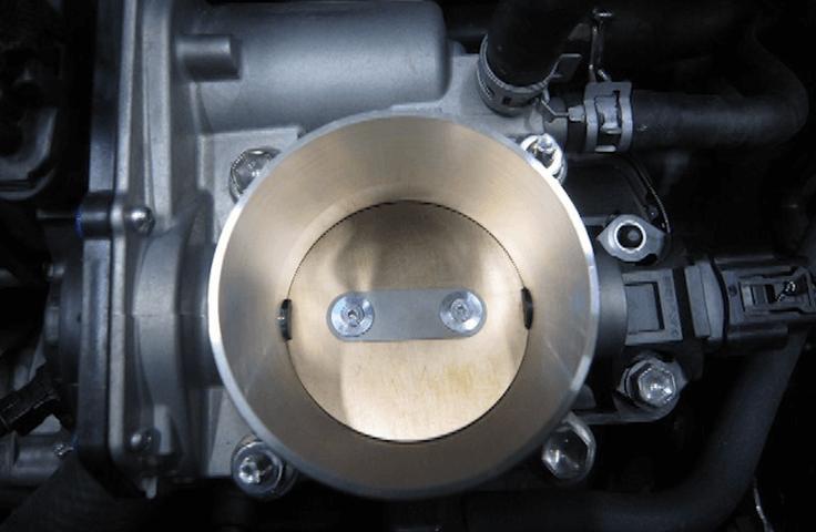 30 プリウス 吸気系 スロットルバルブ スロットルバルブ本体 ROWEN(ローウェン) High performance big throttle