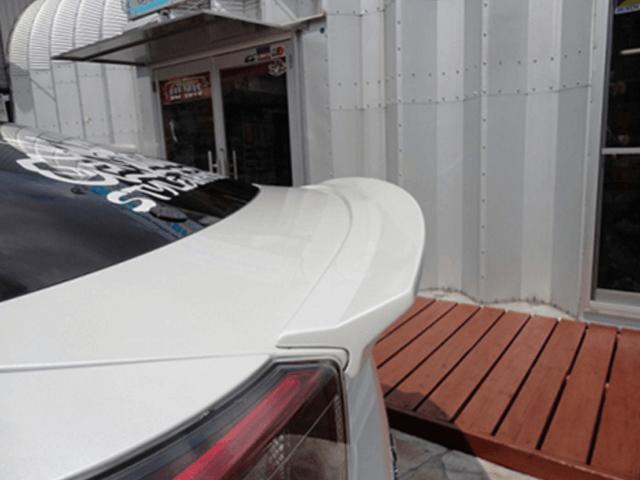 50 プリウス 外装 エアロパーツ リアスポイラー/ウイング オカダエンタープライズ リアウイング