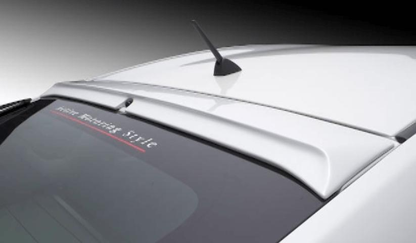 50 プリウス 外装 エアロパーツ リアスポイラー/ウイング AMS ルーフスポイラー