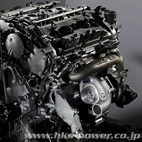 R35 GT-R エンジン ターボチャージャー タービン(本体/キット) HKS GT800 FULL TURBINE KIT for R35GT-R