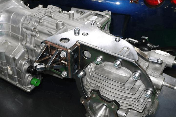 R35 GT-R ドライブトレイン ドライブトレインその他 その他 ネココーポレーション GR6デフケース強化(ファイナルサポート)