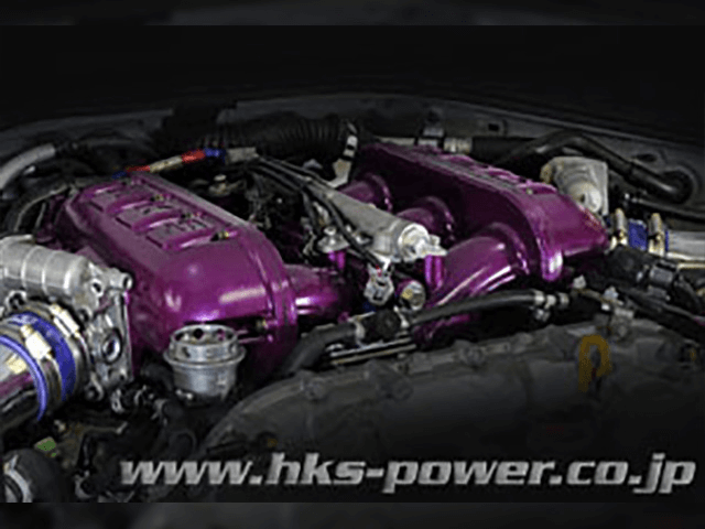 R35 GT-R 吸気系 その他 その他 HKS ハイフローサージタンク フルキット