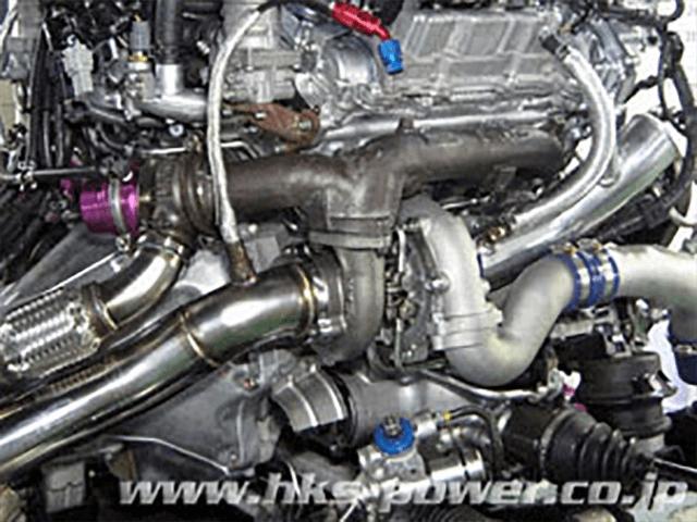 R35 GT-R エンジン ターボチャージャー タービン(本体/キット) HKS GT1000フルタービンキット