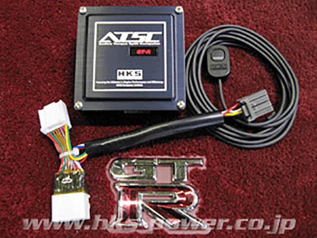 R35 GT-R エンジン ECU その他 HKS ATSC(Active Torque Spit Computer)