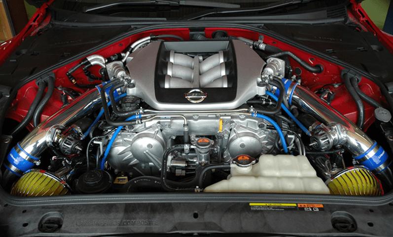 R35 GT-R 吸気系 その他 その他 トラスト サクションパイプ