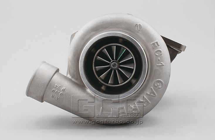 R35 GT-R エンジン ターボチャージャー タービン(本体/キット) JUN AUTO GCG GTX3582Rタービン×2&ターボセットアップキット