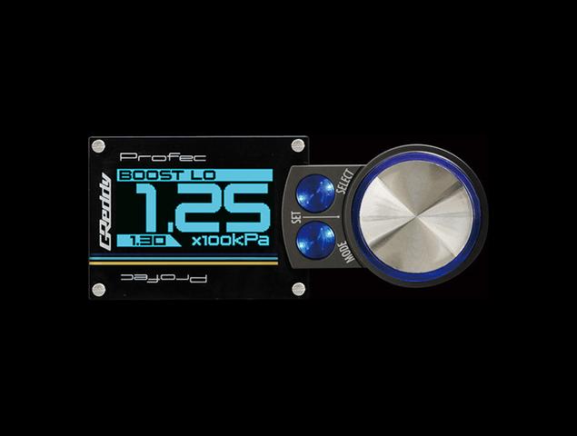 R35 GT-R 電子機器 ブーストコントローラー ブーストコントローラー本体 トラスト プロフェックブーストコントローラー