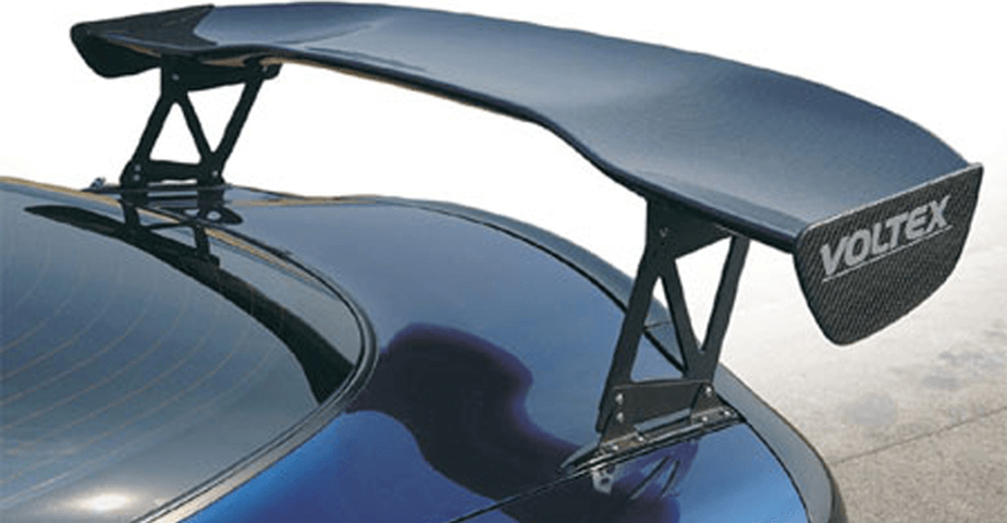 R35 GT-R 外装 エアロパーツ リアスポイラー/ウイング VOLTEX(ボルテックス) GT WING Type2