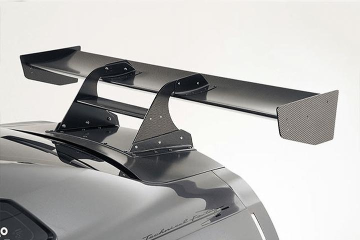 R35 GT-R 外装 エアロパーツ リアスポイラー/ウイング VARIS(バリス) GTウイングforレーシングwithマウントブラケット