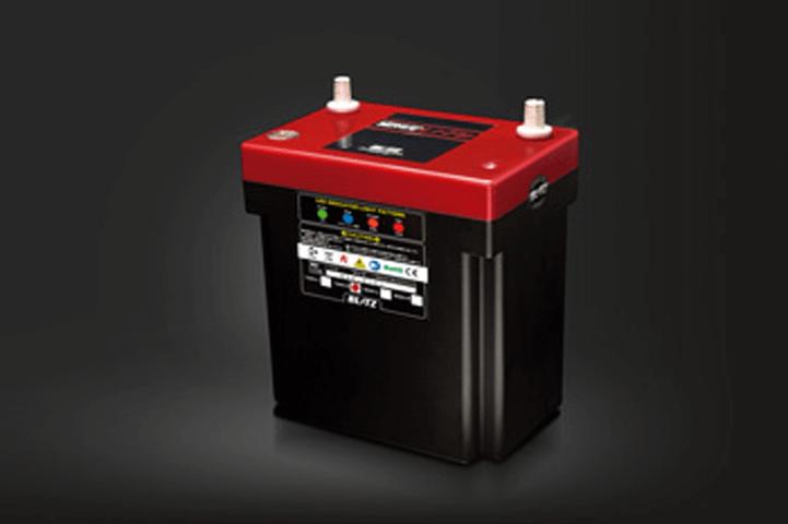 RX-8 電装系 バッテリー バッテリー本体 ブリッツ リチウムイオンバッテリー