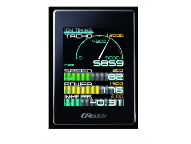 RX-8 電子機器 計器 メーター トラスト インフォメータータッチ
