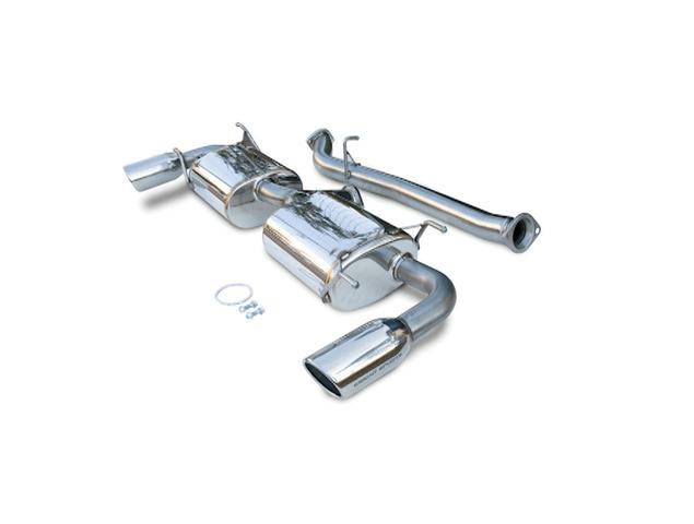 RX-8 排気系 マフラー マフラー本体 KNIGHT SPORTS LEGAL SPORTS MUFFLER for RX-8