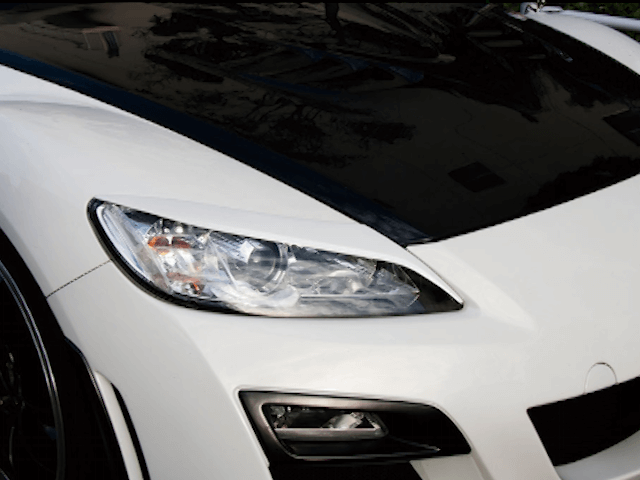 RX-8 外装 外装その他 その他 KNIGHT SPORTS EYE LINE for RX-8