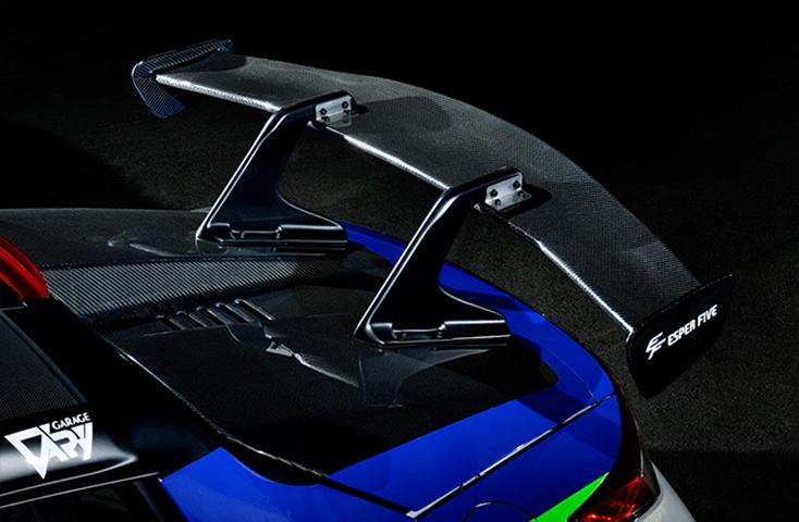 S660  外装 エアロパーツ リアスポイラー/ウイング PANDORA GTウイング