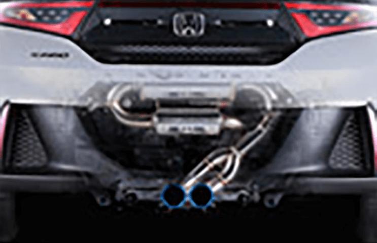 S660  排気系 マフラー マフラー本体 ブリッツ ニュルスペックVSRマフラー