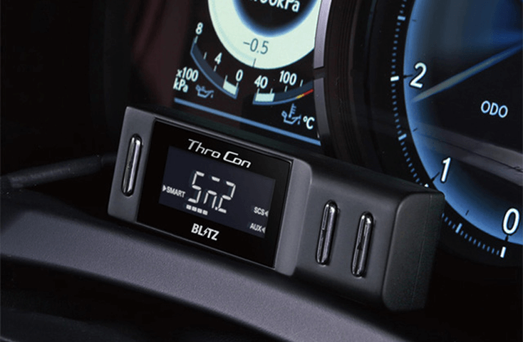 S660  電子機器 スロットルコントローラー スロットルコントローラー本体 ブリッツ パワスロ