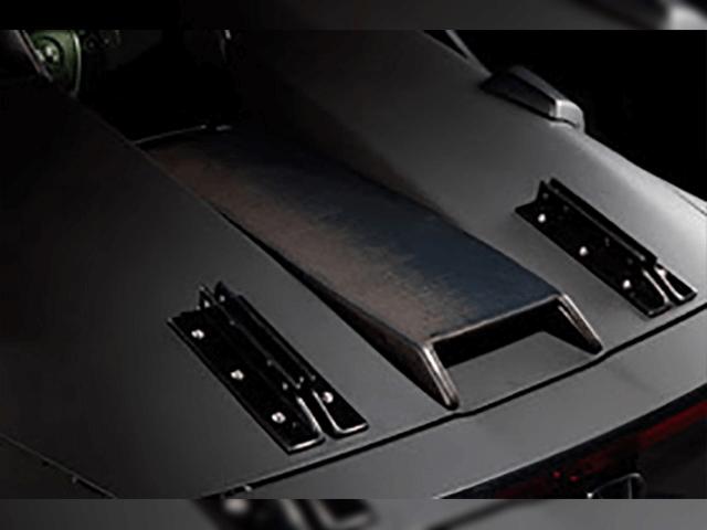 S660  外装 エアロパーツ その他 ブリッツ AERO SPEED R-Concept Rear Hood Cove