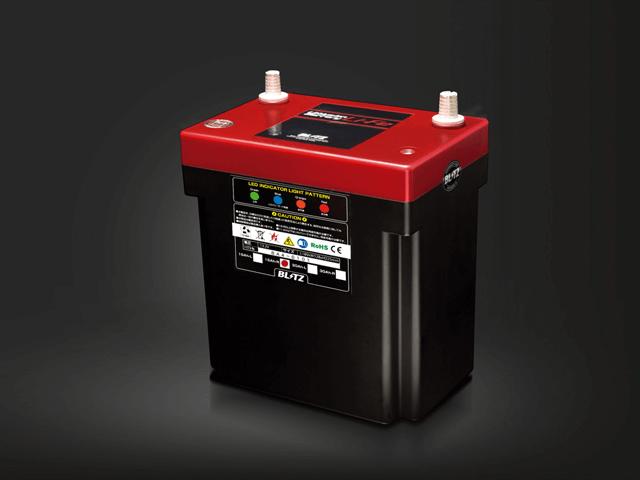 WRX VA STI/S4 電装系 バッテリー バッテリー本体 ブリッツ リチウムバッテリー