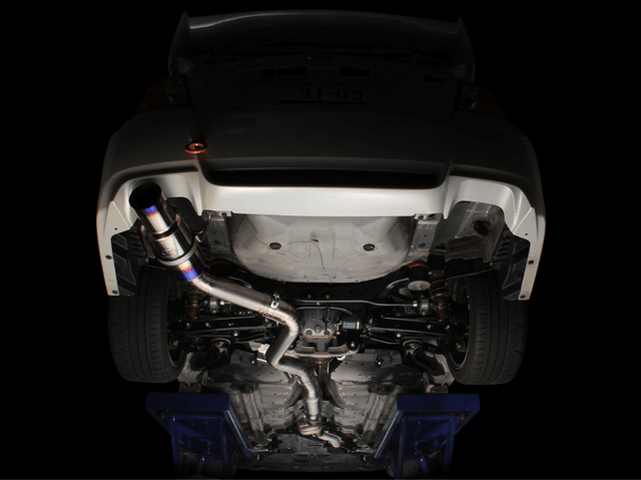 WRX VA STI/S4 排気系 マフラー マフラー本体 東名パワード EXPREMR Ti