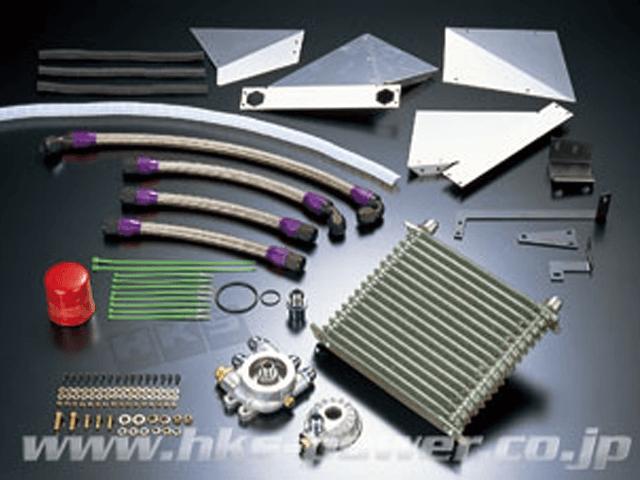 WRX VA STI/S4 冷却系 オイルクーラー オイルクーラー本体 HKS オイルクーラー