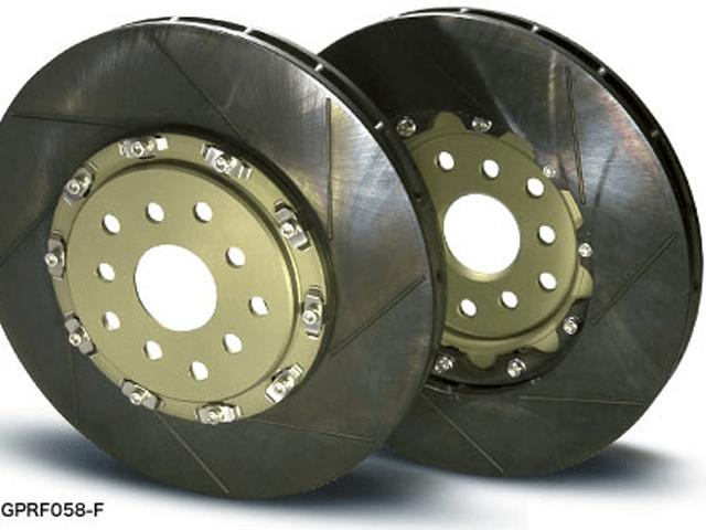 WRX VA STI/S4 ブレーキ ブレーキローター ブレーキローター本体 project μ(プロジェクトミュー) SCR-GTブレーキローター