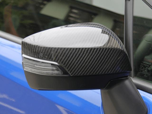 WRX VA STI/S4 外装 エアロパーツ その他 YR-Advance カーボンドアミラーカバー