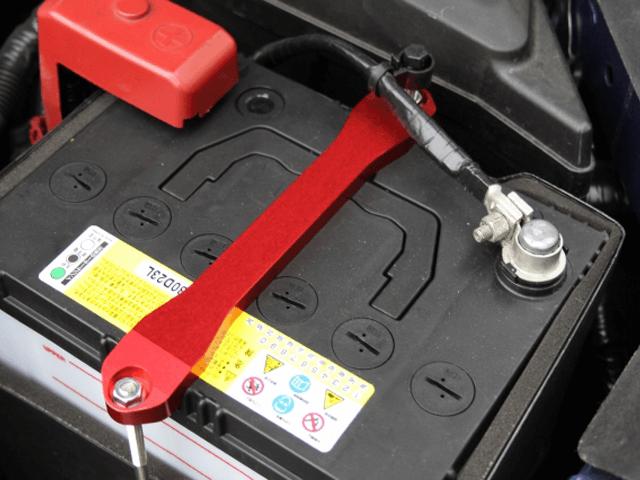 WRX VA STI/S4 電装系 バッテリー バッテリー本体 YR-Advance バッテリーホルダー