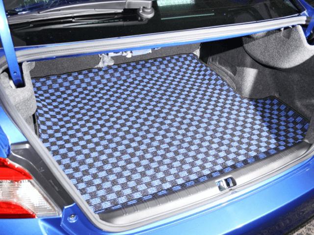 WRX VA STI/S4 内装 フロアマット フロアマット(本体) YR-Advance トランクマット