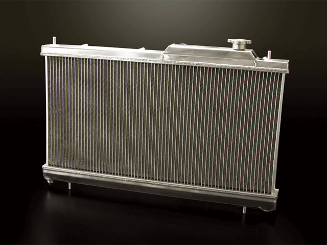 WRX VA STI/S4 冷却系 ラジエター ラジエター本体 ブリッツ RACING RADIATOR TypeZS