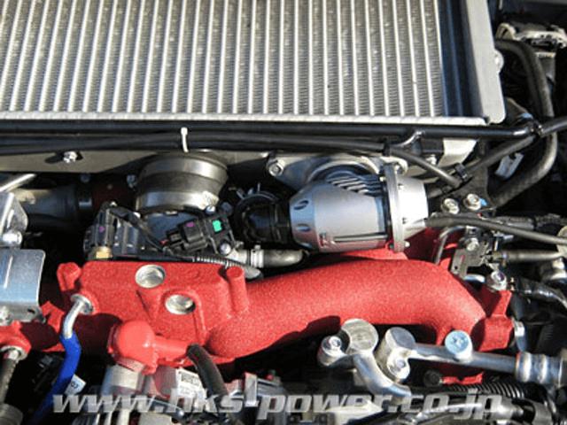 WRX VA STI/S4 吸気系 ブローオフバルブ ブローオフバルブ本体 HKS SQVリターンキット