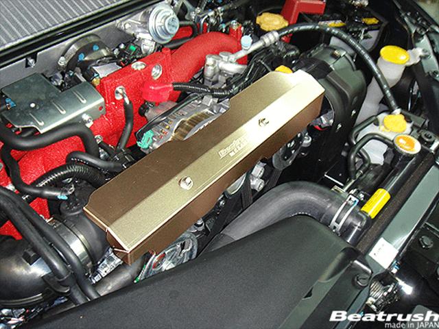 WRX VA STI/S4 エンジン エンジンその他 その他 レイル LAILE Beatrushアルミプーリーカバー