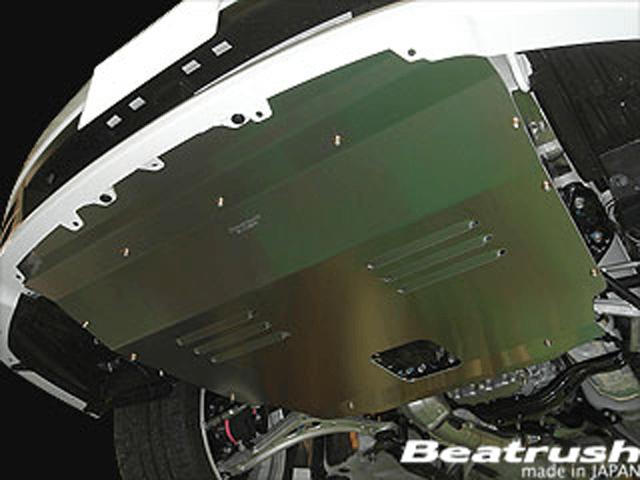 WRX VA STI/S4 外装 エアロパーツ アンダーパネル レイル LAILE Beatrushアンダーパネル