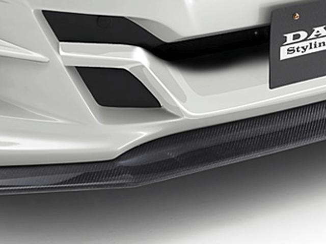 WRX VA STI/S4 外装 エアロパーツ フロントリップスポイラー DAMD(ダムド) StylingEffect 専用フロントアンダースポイラー