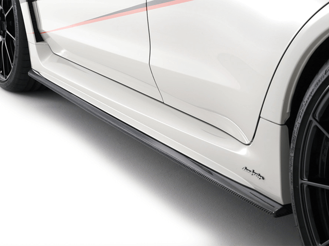WRX VA STI/S4 外装 エアロパーツ サイドステップ DAMD(ダムド) StylingEffect サイドスカートエクステンション