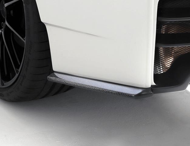 WRX VA STI/S4 外装 エアロパーツ その他 DAMD(ダムド) StylingEffect リアバンパーエクステンション