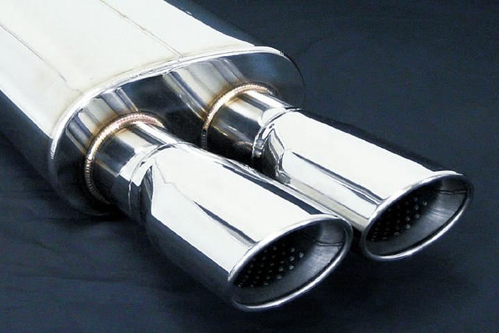 20 クラウン アスリート 排気系 マフラー マフラー本体 ARTISAN SPIRITS リアピースマフラー
