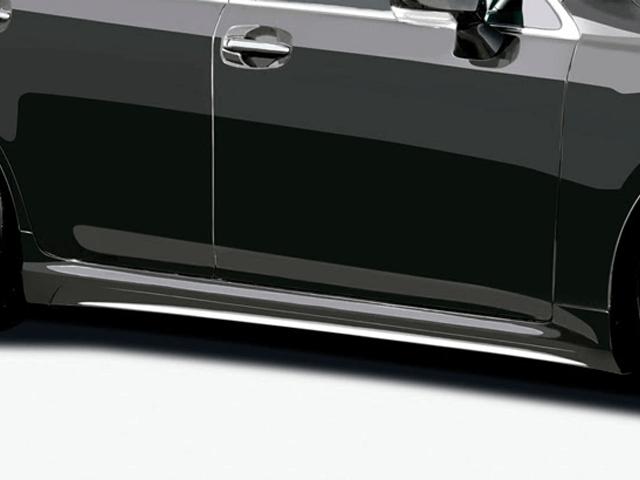 20 クラウン アスリート 外装 エアロパーツ サイドステップ ROJAM サイドステップ