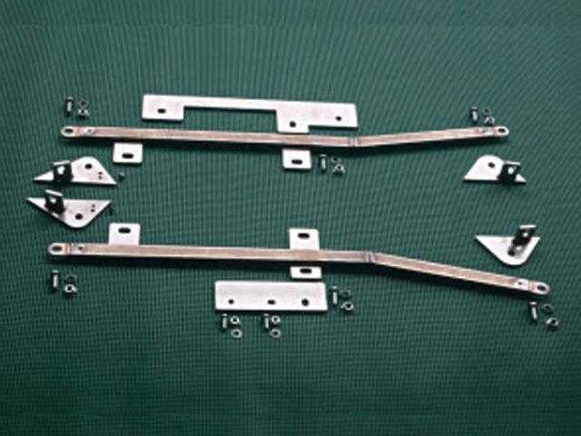 JB43 ジムニーシエラ ボディー/シャシー その他各種補強 ブレスバー MAT Service Factory アクティブプレート&強化バー
