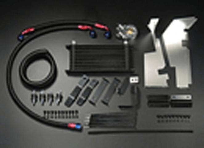 ZC32/72 スイフト 冷却系 オイルクーラー オイルクーラー本体 MONSTER SPORTS オイルクーラーキット