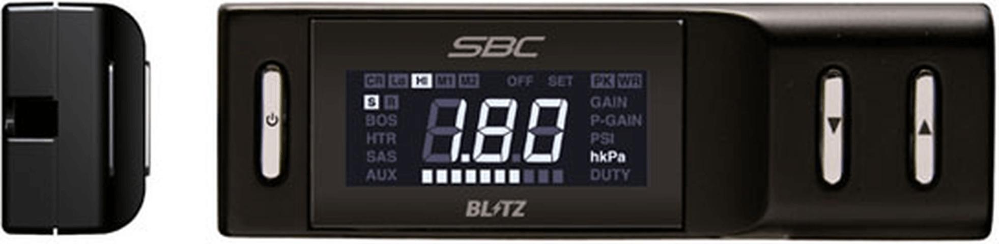 ZC11/21/31/71 スイフト 電子機器 ブーストコントローラー ブーストコントローラー本体 ブリッツ SBC