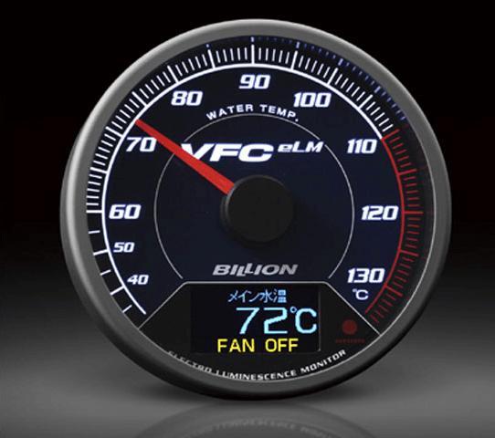 ZC11/21/31/71 スイフト 電子機器 計器 メーター BILLION BILLION VFC-eLM